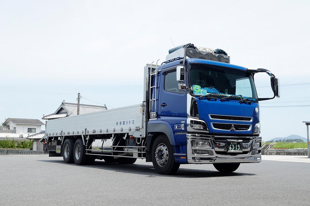 大型・中型トラック ( 平車 )