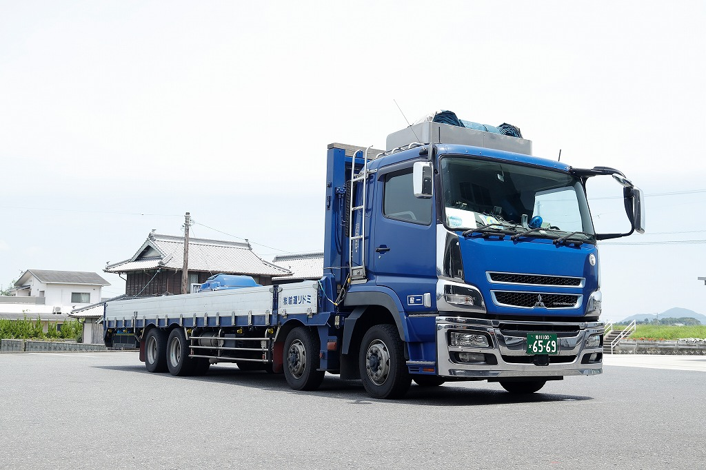 大型・中型トラック ( 平車 )1