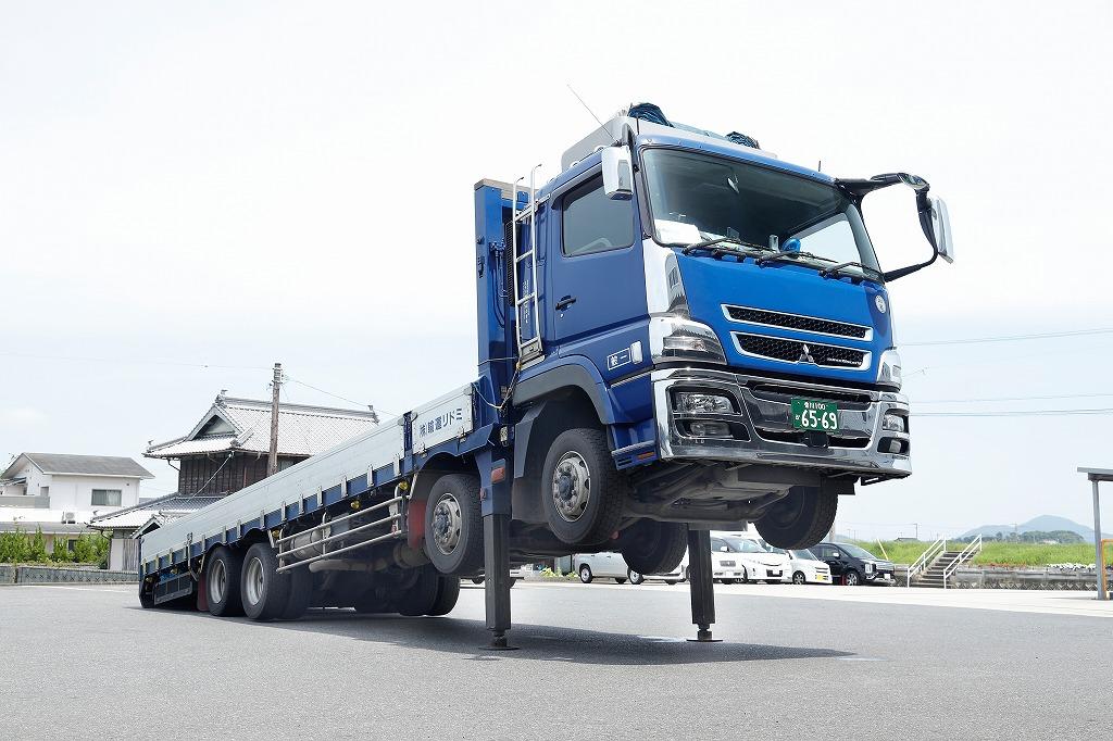 大型・中型トラック ( 平車 )3