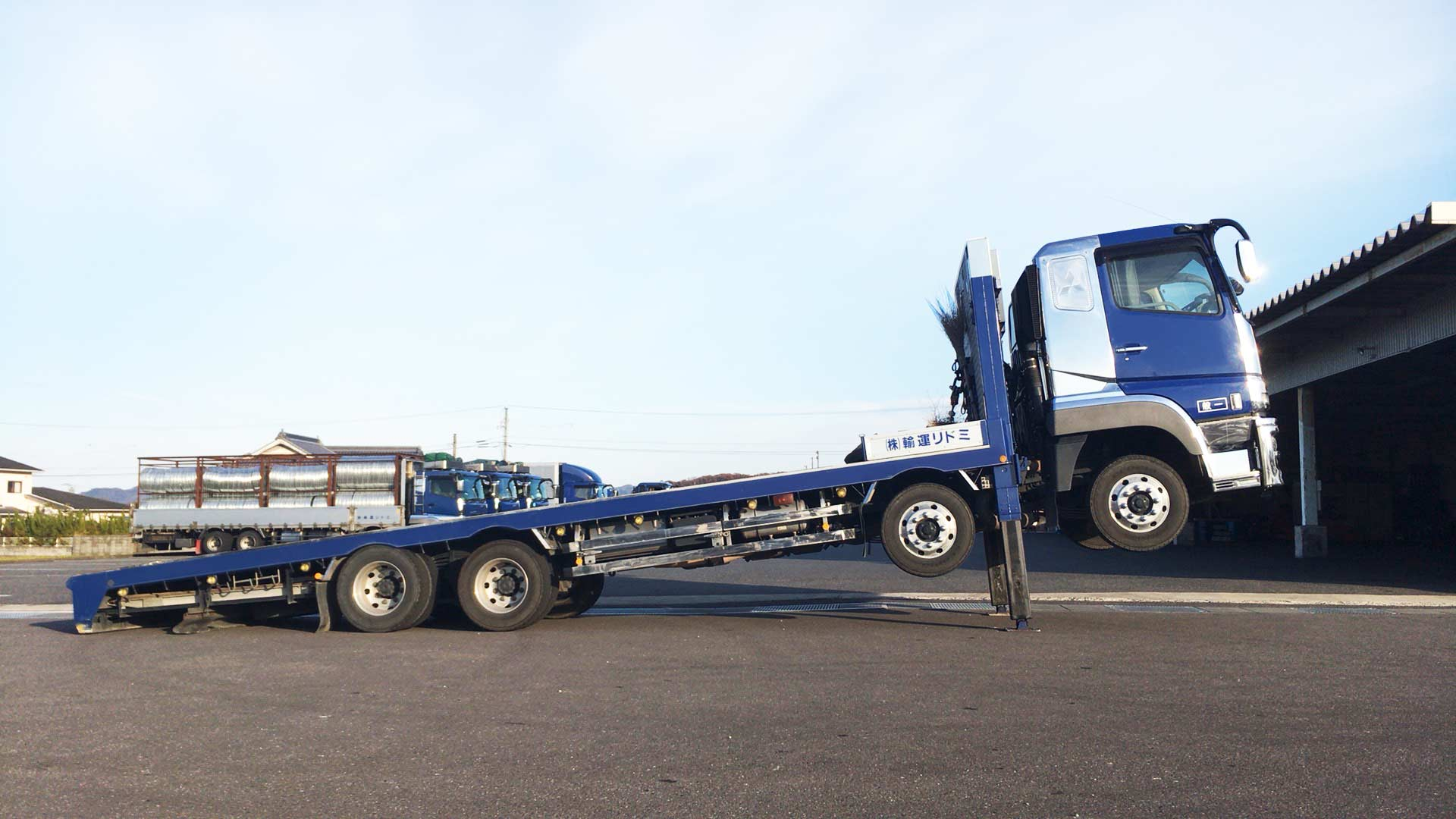 大型・中型トラック ( 平車 )4